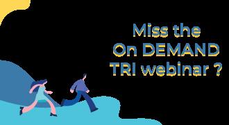 On-Demand TRI Webinar