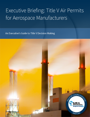 Title V for Aerospace Manufacturers